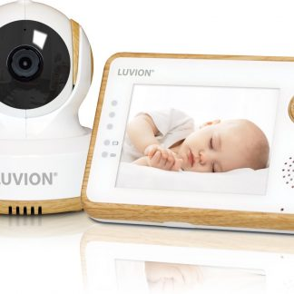 Luvion Essential Limited - Babyfoon met camera
