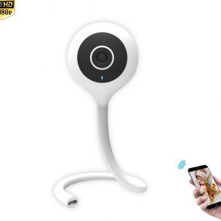 Rudolphy CloudEdge | Babyfoon met camera en wifi | App + notificatie | Geluid en bewegingsdetectie | Alarm