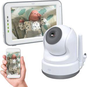 ELRO BC3000 Baby Monitor Royale HD Babyfoon - Met 12,7 cm Touchscreen en App