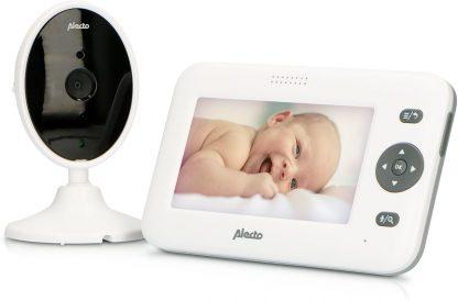 Alecto Baby DVM-140 Babyfoon met camera -lange standby tijd tot 11 uur