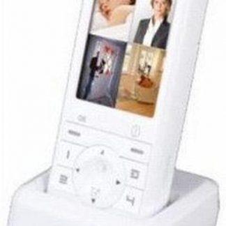 Alecto DVM-90 Babyfoon met camera - Wit