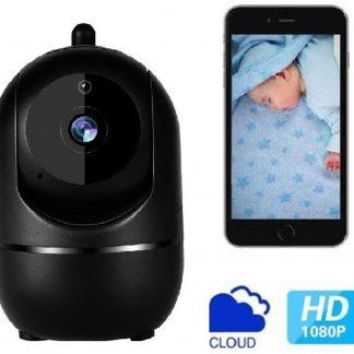 BS Producten Babyfoon Met Camera - Zwart