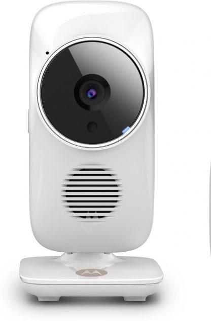Motorola MBP-67 connect Wifi video baby monitor camera