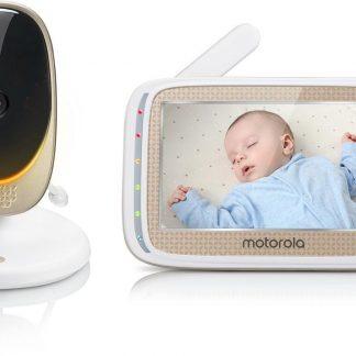 Motorola Comfort60 Connect babyfoon - videomonitor - thuis en op afstand