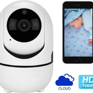 GOLD Products - Babyfoon - Beveiligingscamera - Babyfoon met camera - WiFi