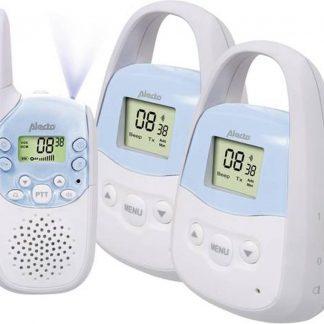 Alecto DBX-82 + DBX-83 Babyfoon - Wit