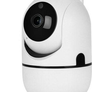 Babyfoon - babyphone / beveiligingscamera 1080P - smart home baby monitor met draaibare camera + microfoon + WIFI / bluetooth + opnamefunctie