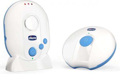 Chicco DECT-babyfoon - 1 kanalen -Blauw/Wit