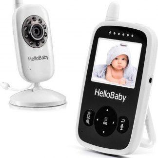 HelloBaby HB24 Babyfoon met camera