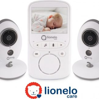 Lionelo Babyline 5.1 Babyfoon met 2 camera's