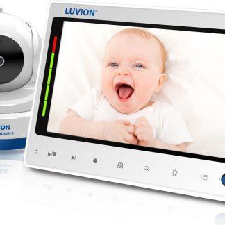 Luvion Prestige Touch 2 Babyfoon Met Camera - Premium Baby Monitor