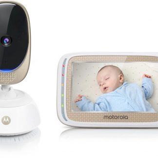 Motorola Comfort85 Connect babyfoon - video - nachtlamp