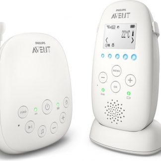 Philips Avent SCD723/26 DECT Babyfoon - Wit