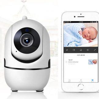 Sunivision Babyfoon met camera en app - Babyfoon - Beveiligingscamera - IP camera - met bewegingssensor